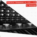 Elektronische Frickelwerkstatt im Staubsauger